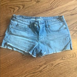 Aeropostale shorts size 2 good condition